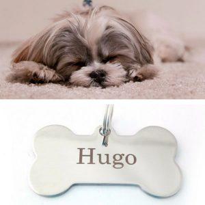 Nimellä varustetut lahjat lemmikille - vaikkapa koiralle tai kissalle!