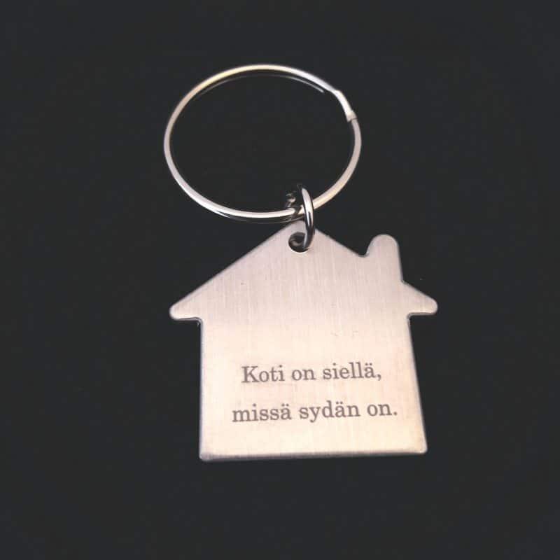 Nimilahjat avaimenpera nimikoitu