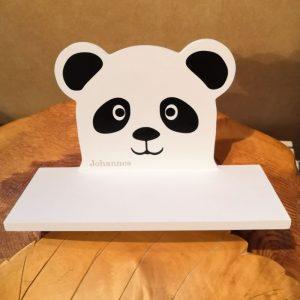 Panda hylly nimikoitu