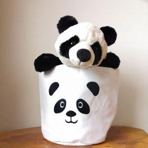 panda kangaskori ja pandareppu