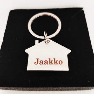 avaimenpera nimikoitu