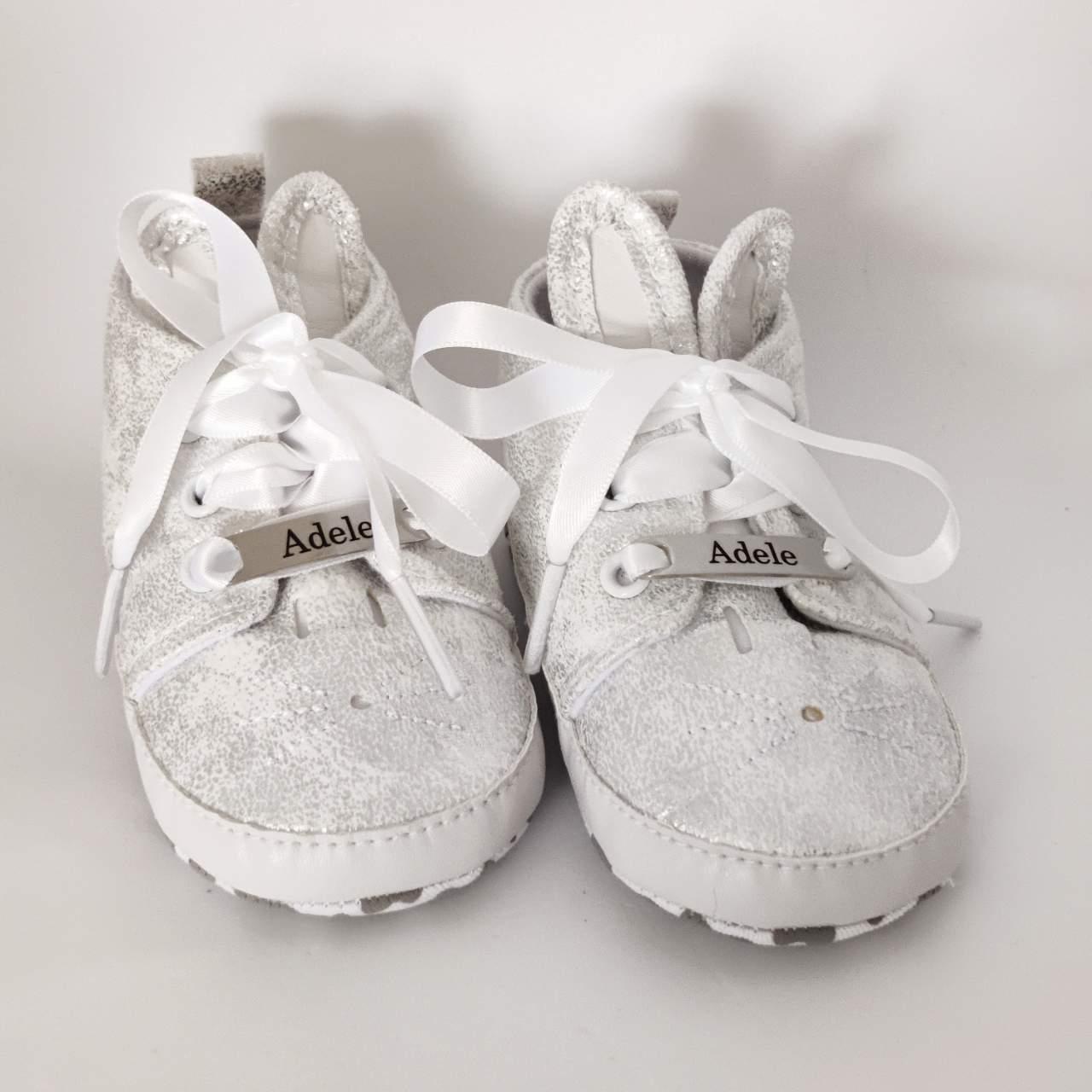 Suloiset Pupu kengat nimikoituna lapselle