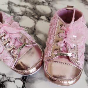 Prinsessan Vaaleanpunaiset kengat nimella